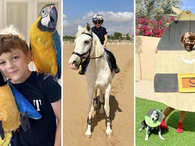 Best friends: Time Out UAE Virtual Pet Show