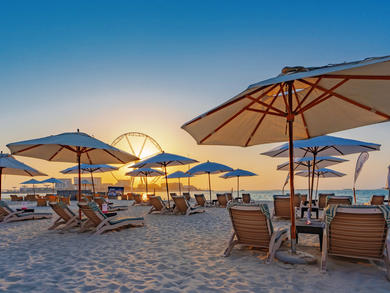Dubai's Hilton Dubai The Walk is offering UAE residents top deals this summer
