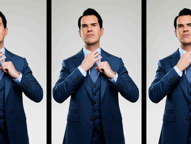 Jimmy Carr tickets now on sale in Dubai
