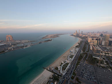 New Abu Dhabi staycation deals will cover the cost of COVID-19 test to get in the emirate