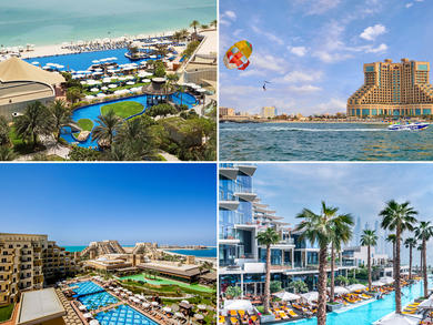 The best summer all-inclusive staycation deals in the UAE