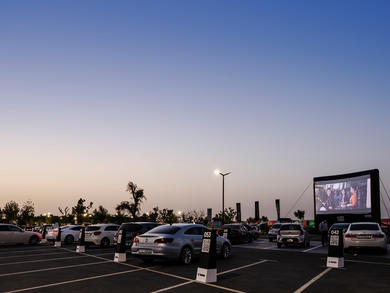 Sharjah's free drive-in cinema to feature back-to-back screenings on Friday nights