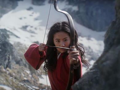Movie review: Mulan