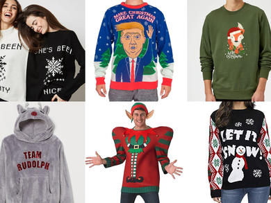 Christmas in Sharjah 2020: where to buy the best Christmas jumpers
