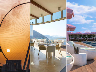 3 new restaurants opening in the UAE in October
