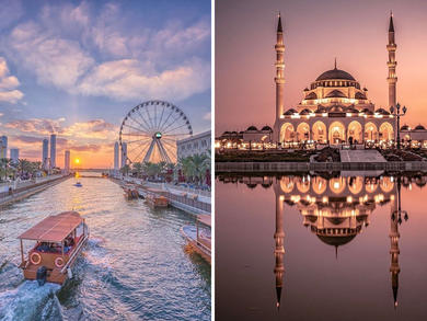10 super snaps of Sharjah