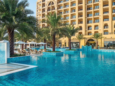 Ras Al Khaimah's DoubleTree by Hilton offering exclusive rewards for returning staycationers