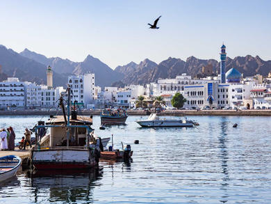 Everything you need to know about to travelling to and from Oman