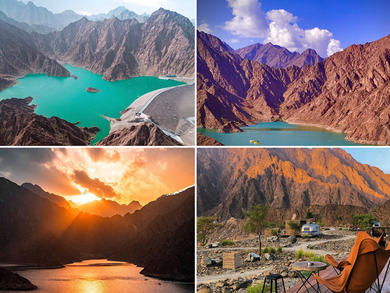 10 pictures that'll make you want to head to Hatta